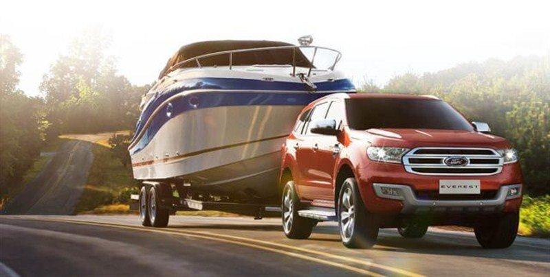 Đánh giá xe Ford Everest 2017: Sự lựa chọn tối ưu cho những chuyến off-road 1