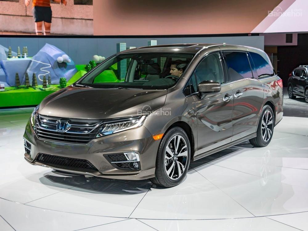 Đánh giá xe Honda Odyssey 2018: Mẫu xe được hãng xe Nhật đặc biệt chau chuốt 1