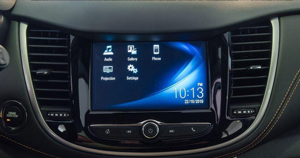 Đánh giá xe Chevrolet Trax 2017: Hệ thống thông tin giải trí nhỉnh hơn so với các đối thủ 1