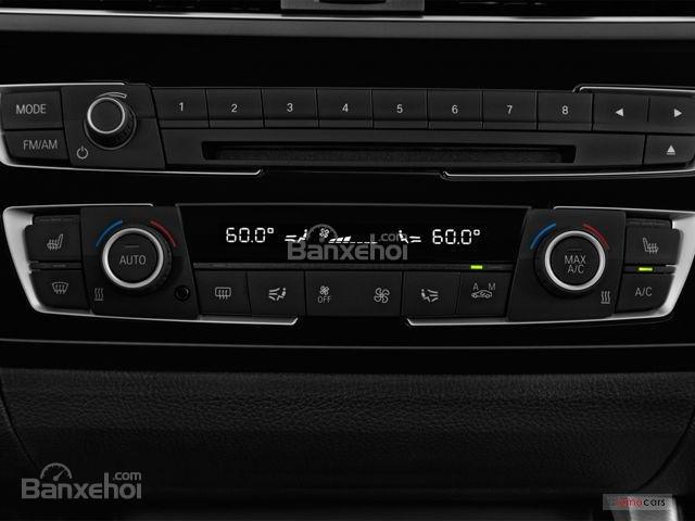 BMW 2-Series 2017 sở hữu hệ thống thông tin giải trí BMW iDrive với nhiều thiết lập khác nhau a3