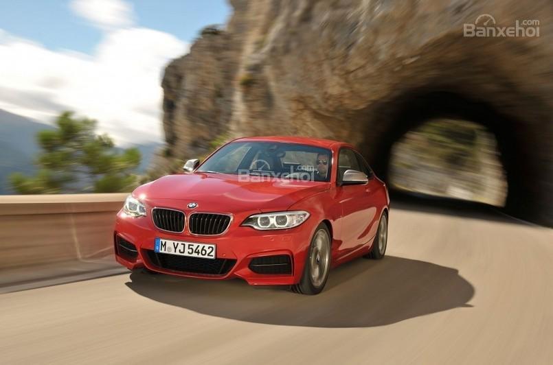 Đánh giá xe BMW 2-Series 2017: Mẫu xe BMW giá rẻ, sang trọng và hiệu suất ấn tượng.