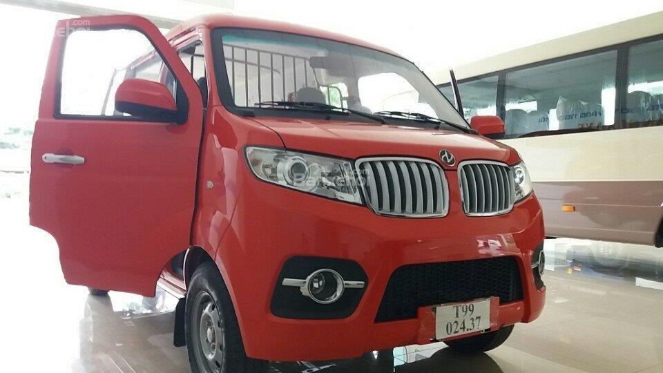 Bán xe bán tải Van Dongben X30 2-5 chỗ - Dòng xe chuyên chạy phố cấm-0