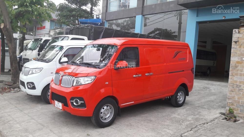 Bán xe bán tải Van Dongben X30 2-5 chỗ - Dòng xe chuyên chạy phố cấm-1