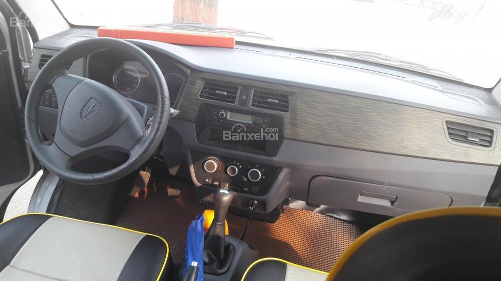 Bán xe bán tải Van Dongben X30 2-5 chỗ - Dòng xe chuyên chạy phố cấm-3