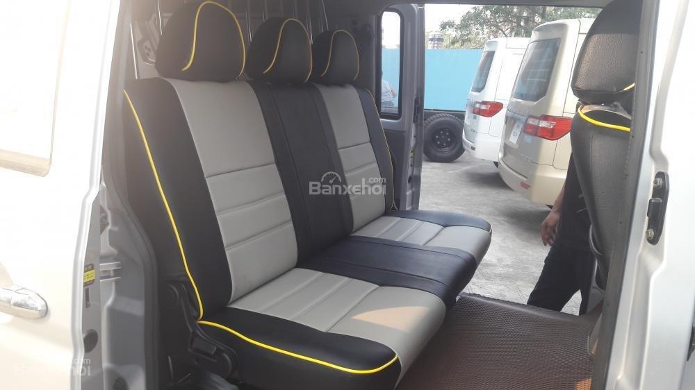 Bán xe bán tải Van Dongben X30 2-5 chỗ - Dòng xe chuyên chạy phố cấm-4