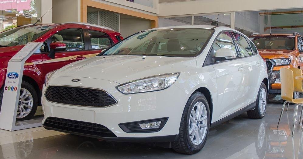 Đánh giá xe Ford Focus 2017: Hiệu năng mạnh mẽ nhất nhì phân khúc 1