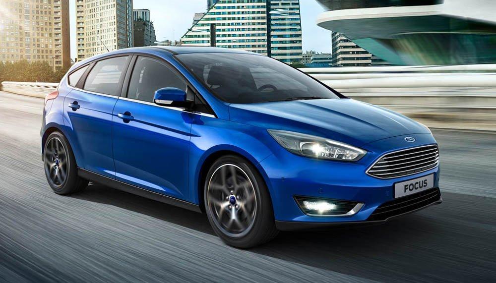 Ford Focus 2017 có khả năng vận hành ổn định trên mọi địa hình 1