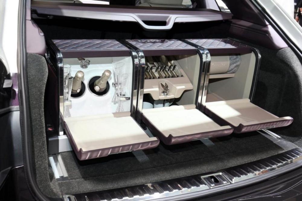 Bentley Bentayga Mulliner chính thức xuất hiện tại Geneva, dằn mặt Lamborghini 2