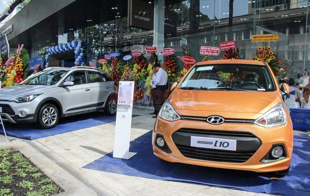 Hyundai Gia Định - CN Lý Thường Kiệt