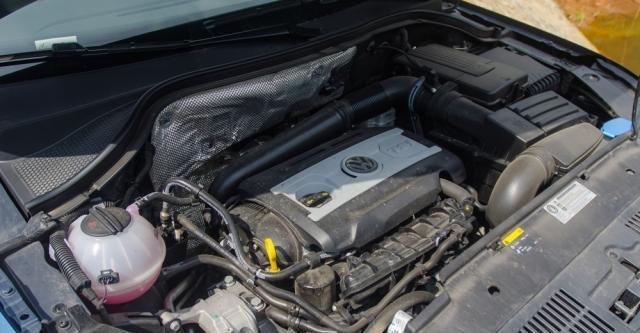 Volkswagen Tiguan 2016 được trang bị động cơ xăng tăng áp 4xi-lanh, 2.0 l mạnh 168 mã lực.