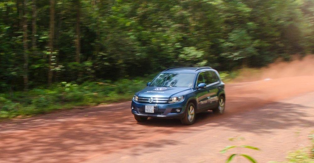Đánh giá xe Volkswagen Tiguan 2016: SUV 5 chỗ đáng tiền đến từ châu Âu.