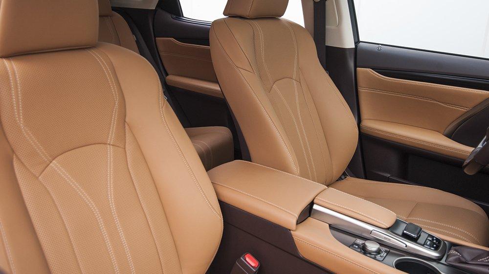 Lexus RX khá thú vị với công nghệ hiển thị HUD và loạt công nghệ tiết kiệm nhiên liệu đáng chú ý 4