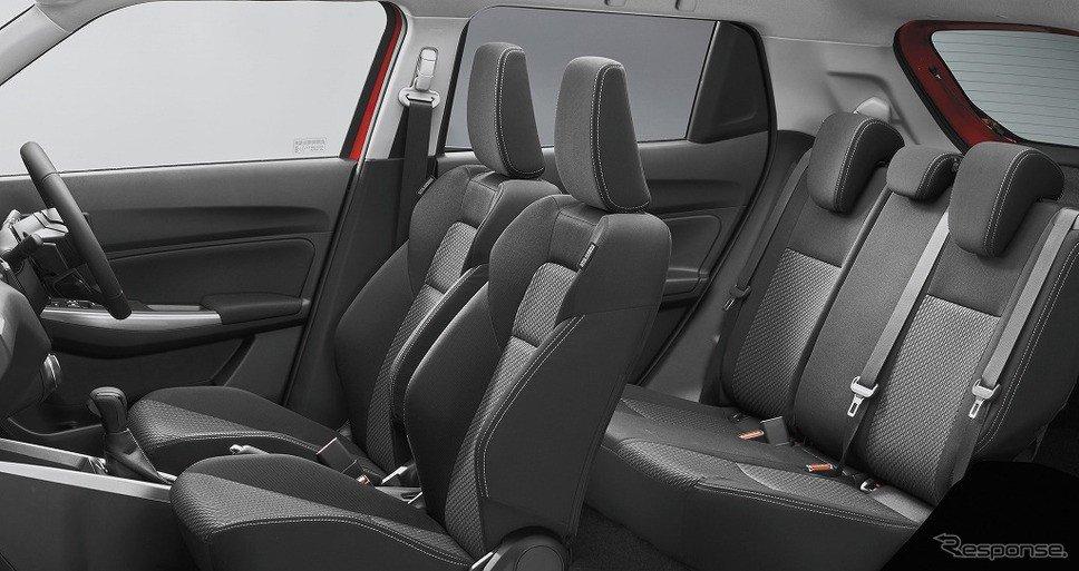 Đánh giá xe Suzuki Swift 2017: Không gian dành cho người dùng rất rộng rãi và thoải mái 1