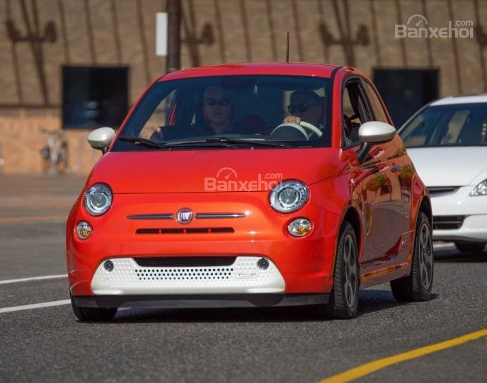 Đánh giá xe Fiat 500e 2017: Mẫu xe minicar tốt nhất của hãng xe Ý''''''''''''''''