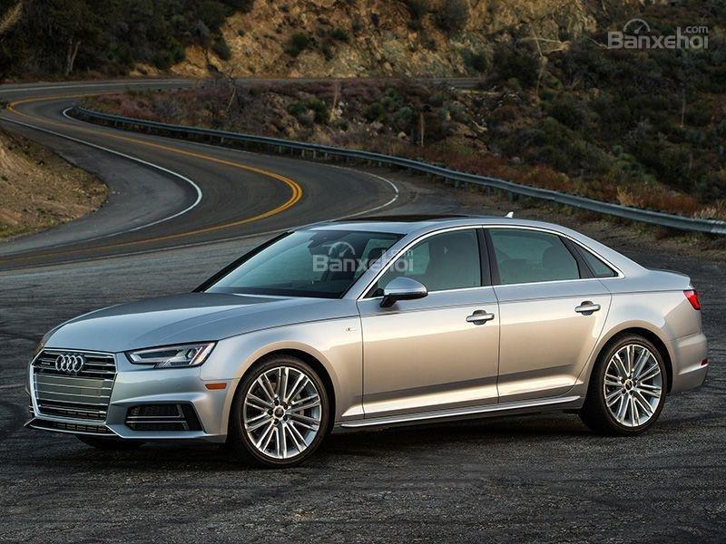 Điểm mặt 10 mẫu sedan thể thao cao cấp 5