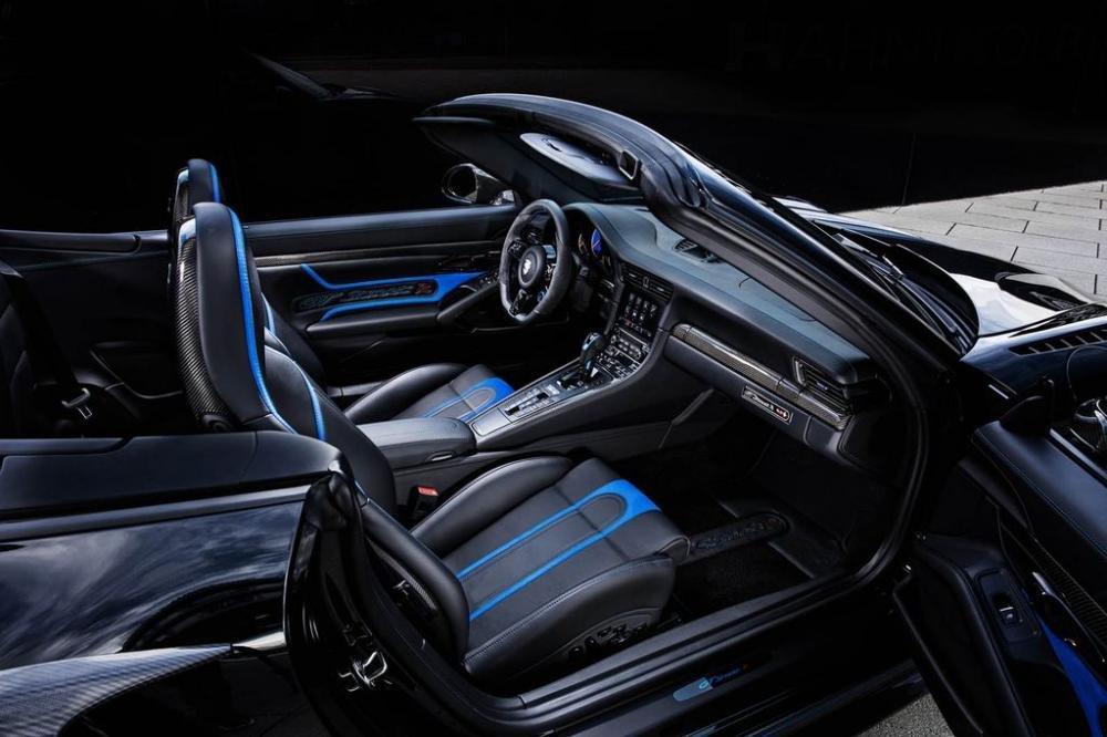 TechArt gây bất ngờ khi tinh chỉnh Porsche 911 Turbo Cabriolet mạnh khó tin 6