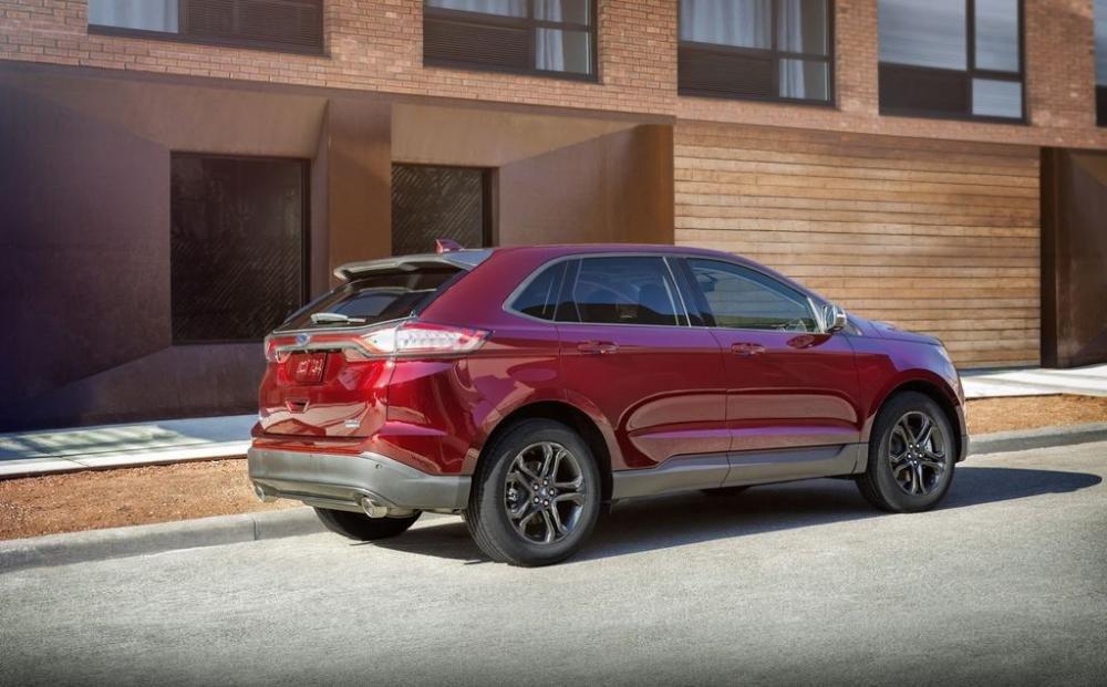 Ford Edge SEL Sport Appearance Pack 2018: Bản đặc biệt chỉ dành cho khu vực nắng nóng tại Mỹ a3