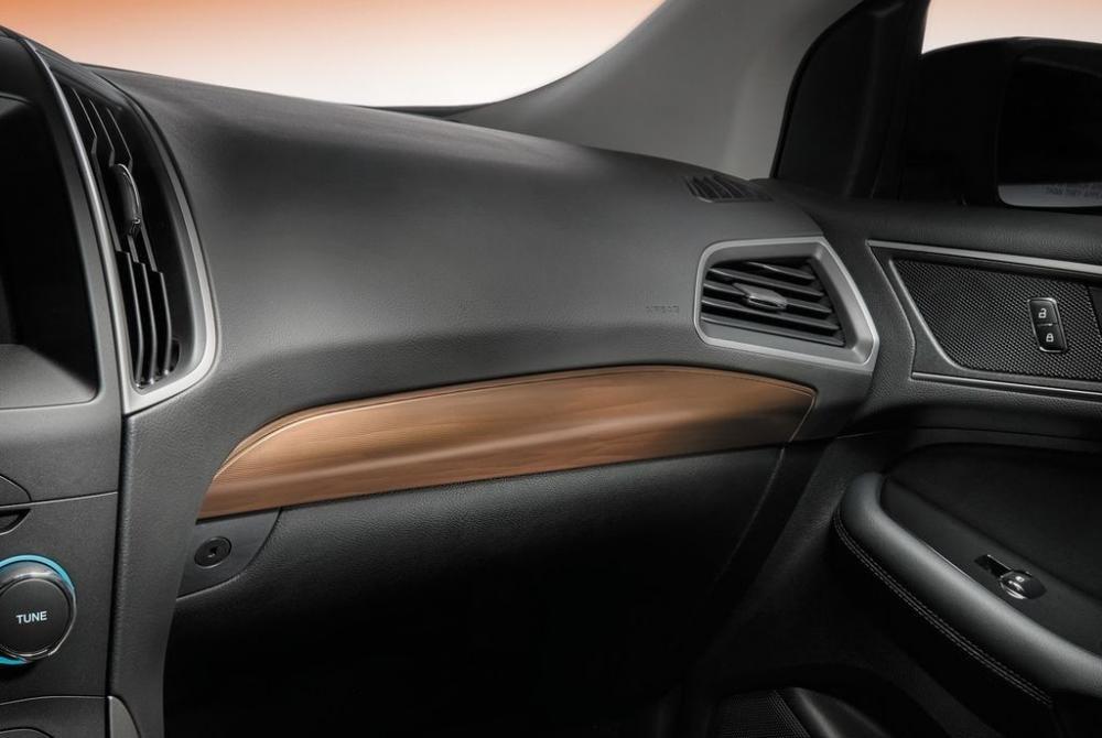 Ford Edge SEL Sport Appearance Pack 2018: Bản đặc biệt chỉ dành cho khu vực nắng nóng tại Mỹ a 17
