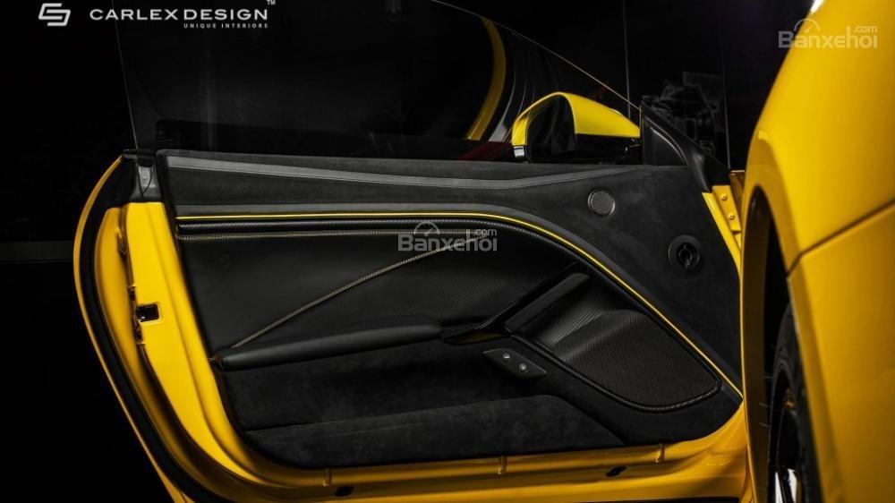 Chiêm ngưỡng xế độ Ferrari F12 Berlinetta màu vàng chuối cực đẹp 5