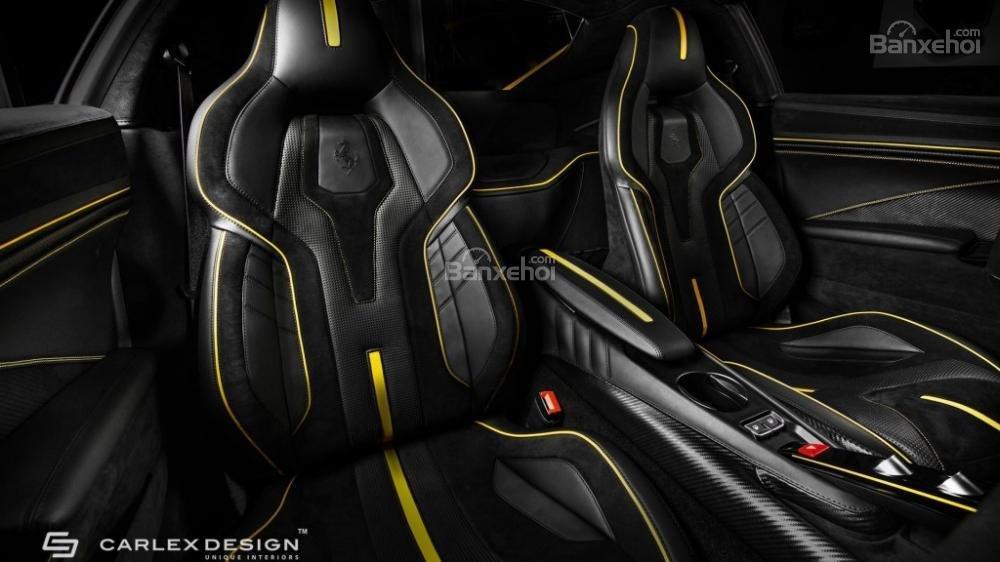Chiêm ngưỡng xế độ Ferrari F12 Berlinetta màu vàng chuối cực đẹp 6