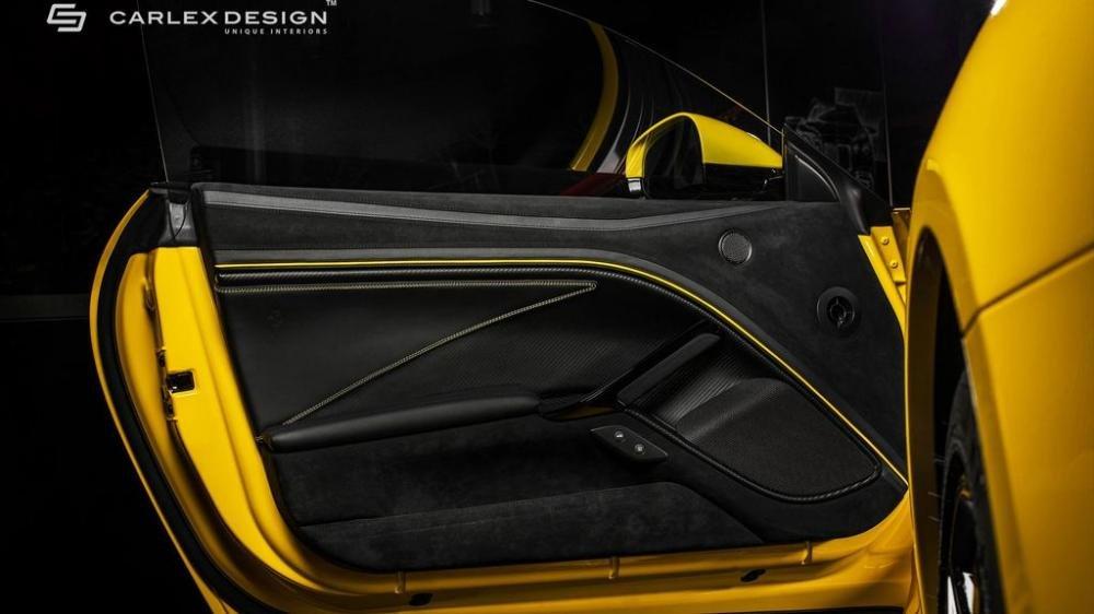 "Carlex Design phù phép để Ferrari F12 Berlinetta trở nên ""độc nhất vô nhị"" 7"