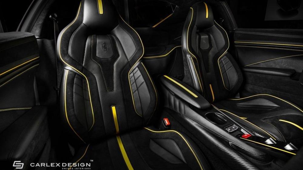 "Carlex Design phù phép để Ferrari F12 Berlinetta trở nên ""độc nhất vô nhị"" 112"