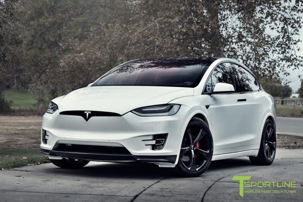 """Tesla Model X độ nội thất siêu sang nhà Bentley """"hét"""" giá 180.000 USD a7"""