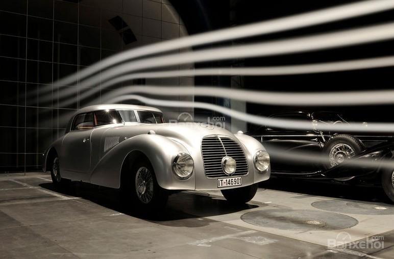 Mercedes-Benz trưng bày 11 xế cổ tại sự kiện Techno Classica 2017 5
