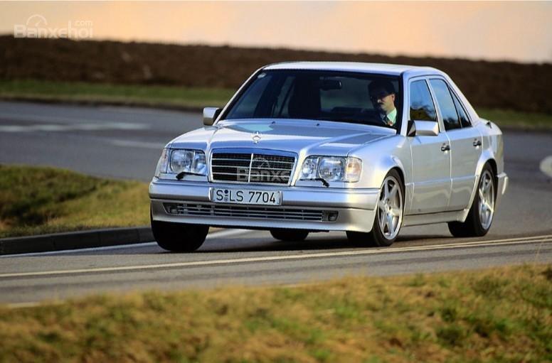 Mercedes-Benz trưng bày 11 xế cổ tại sự kiện Techno Classica 2017 8