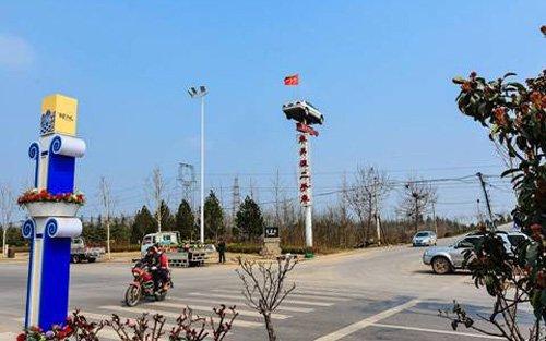 Ý tưởng quảng cáo gây sốc của đại lý ô tô Trung Quốc 1
