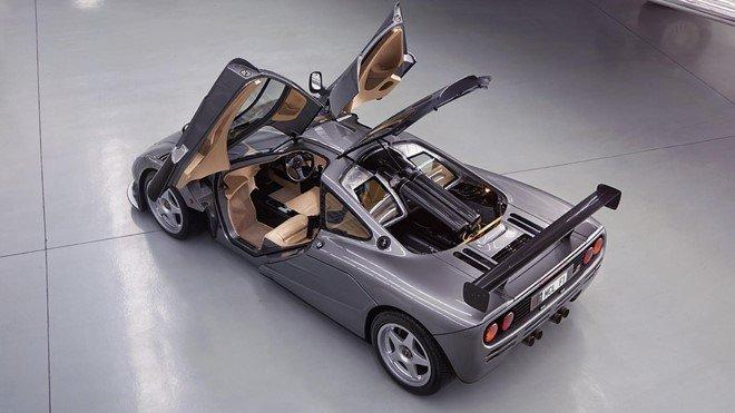 McLaren F1 HDF - siêu xe cực hiếm nhà McLaren.