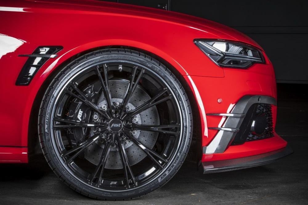 Audi RS6+ ABT hé lộ thêm hình ảnh chính thức 6
