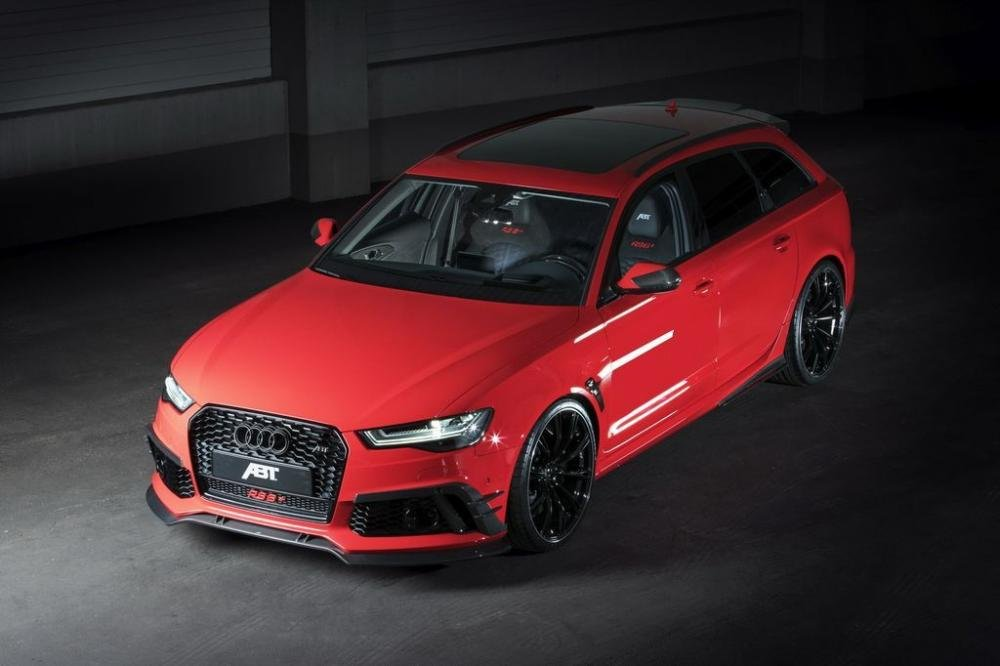 Audi RS6+ ABT hé lộ thêm hình ảnh chính thức 3