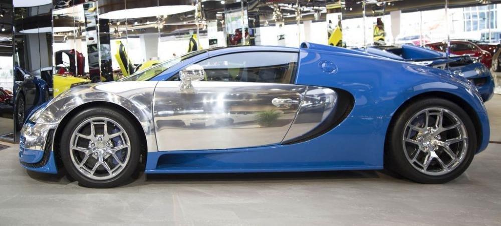 Bugatti Veyron hiếm lên sàn, hét giá triệu đô 2