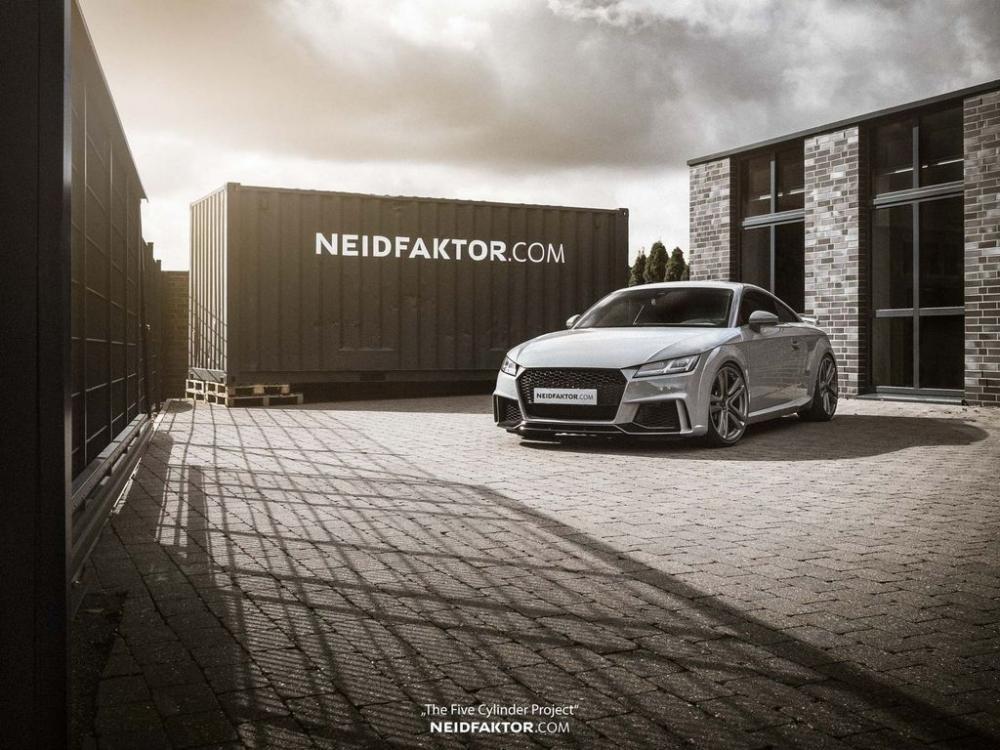 """Audi TT RS """"lên đời"""" nhờ tay độ Neidfaktor."""