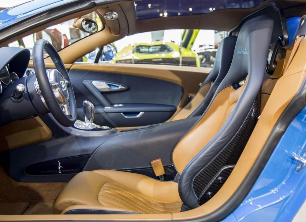 Bugatti Veyron hiếm lên sàn, hét giá triệu đô 8