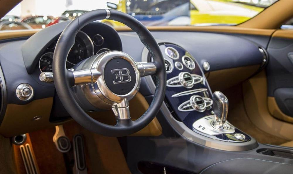 Bugatti Veyron hiếm lên sàn, hét giá triệu đô 10