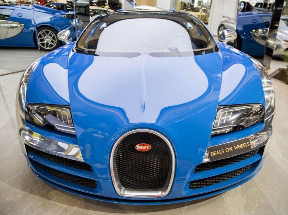 Bugatti Veyron hiếm lên sàn, hét giá triệu đô 4