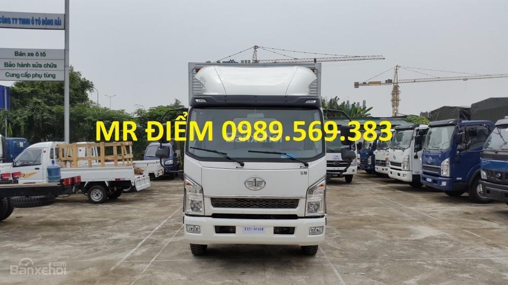 Bán FAW tải thùng 7.25 tấn, nhập khẩu, khuyến mãi dầu và thuế (1)