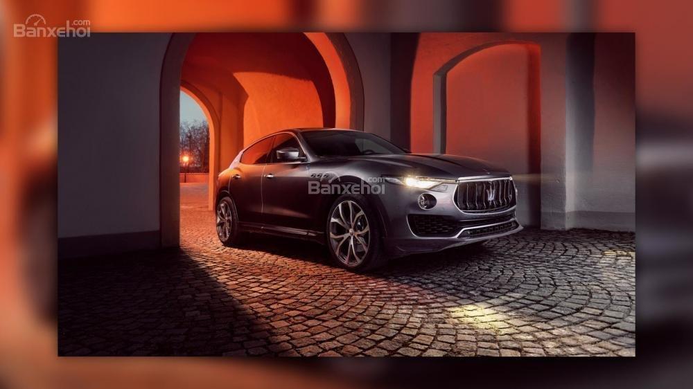 Maserati Levante nâng cấp sở hữu thân xe carbon và động cơ mạnh mẽ hơn 1