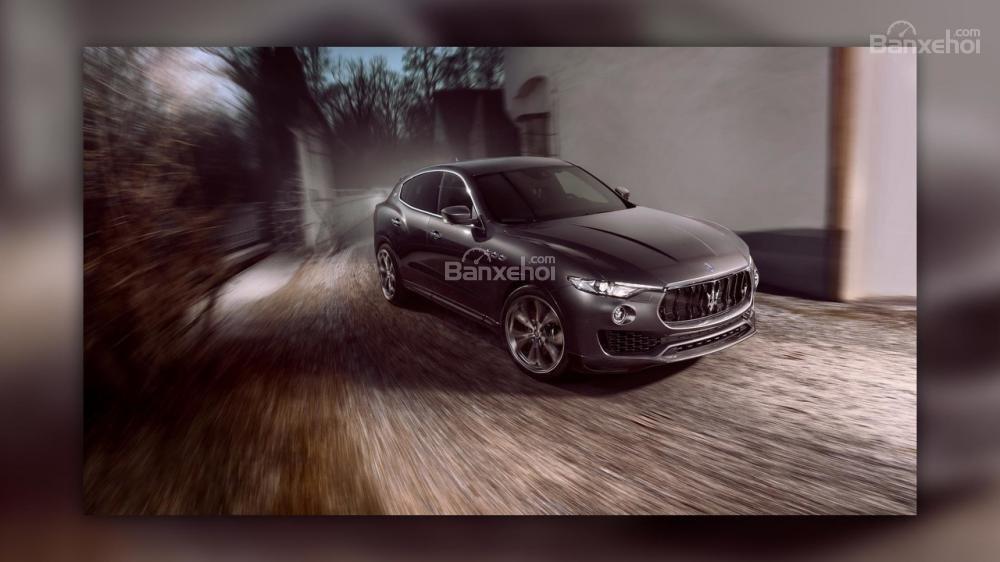 Maserati Levante nâng cấp sở hữu thân xe carbon và động cơ mạnh mẽ hơn 2