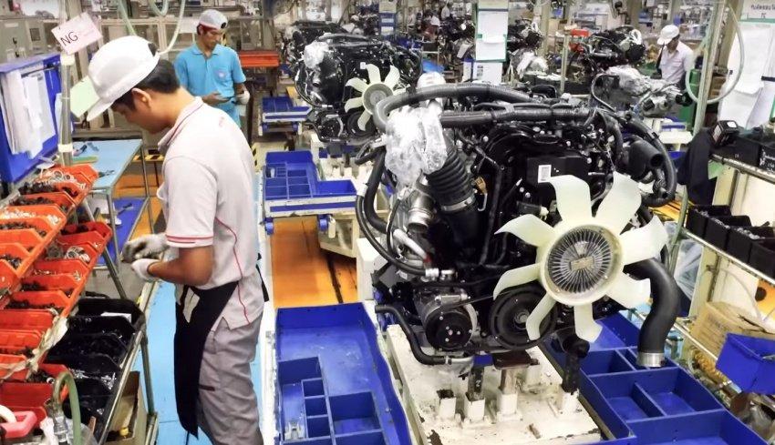 Tận mắt quy trình sản xuất Nissan Navara NP300 tại Thái Lan a2
