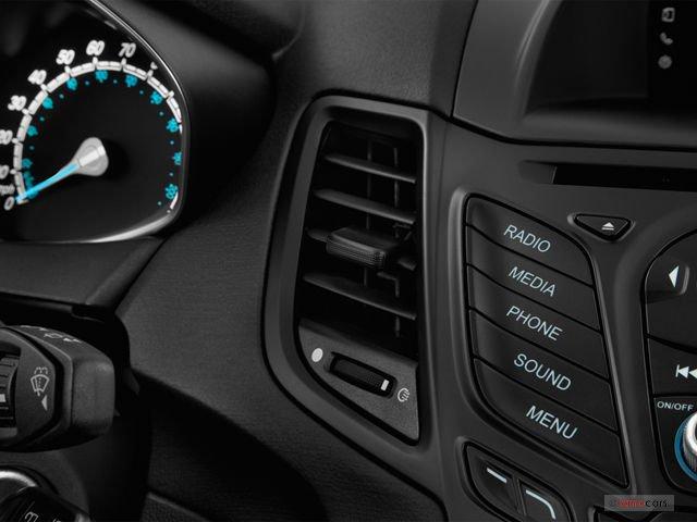 Đánh giá xe Ford Fiesta 2016: Hốc hút gió 1