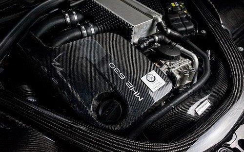 BMW M2 cho Huracan hít khói nhờ độ Manhart 3