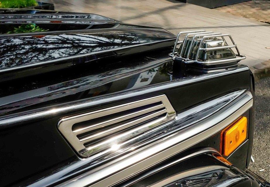 Mercedes G63 xuất hiện tại nhà Cường Đô la ảnh 3.