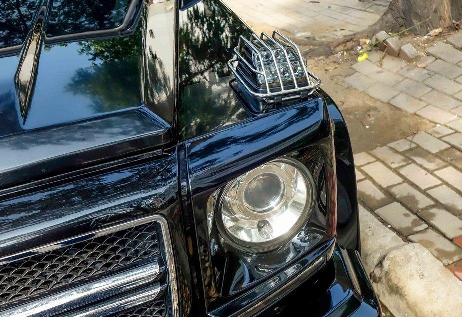 Mercedes G63 xuất hiện tại nhà Cường Đô la ảnh 5.