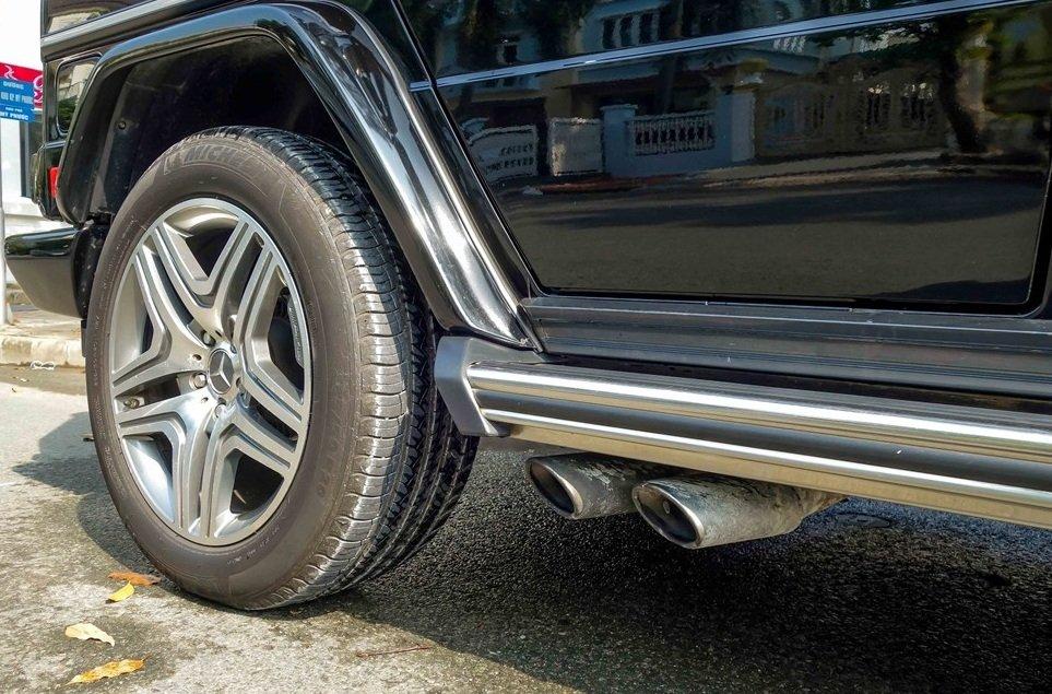 Mercedes G63 xuất hiện tại nhà Cường Đô la ảnh 6