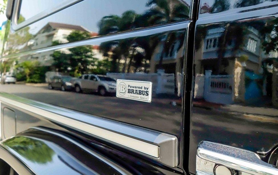 Mercedes G63 xuất hiện tại nhà Cường Đô la ảnh 7.