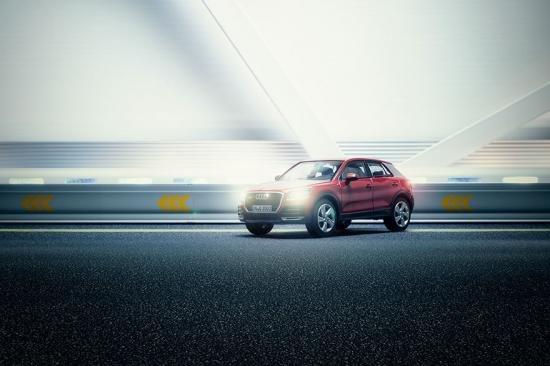 Đột nhập hậu trường chụp hình ảnh quảng cáo siêu đẹp của xe Audi 14