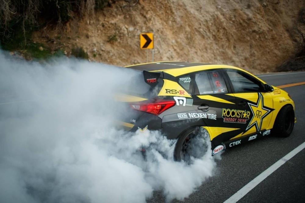 Toyota Corolla iM độ công suất 1.000 mã lực để đủ tiêu chuẩn làm xe đua 2